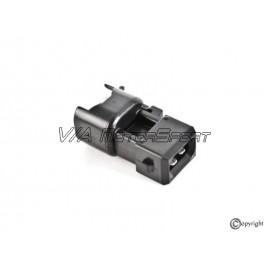 """Adaptateur connecteur d'injecteur EV1 (mâle)/EV6 (femelle) """"Ford Racing"""""""