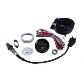 """Kit indicateur AFR """"AEM Electronics"""" (analogique, Gasoline 8.5 à 18:1)"""
