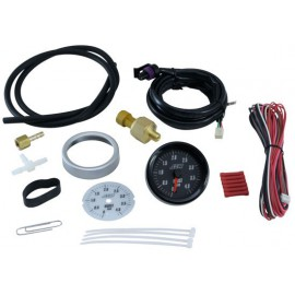 "Kit indicateur BOOST ""AEM Electronics"" (analogique, 0 à +4.1Bar)"