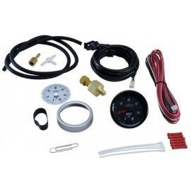 """Kit indicateur BOOST """"AEM Electronics"""" (analogique, 0 à +60PSI)"""
