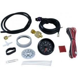 "Kit indicateur BOOST ""AEM Electronics"" (analogique, -30 à +-35PSI)"
