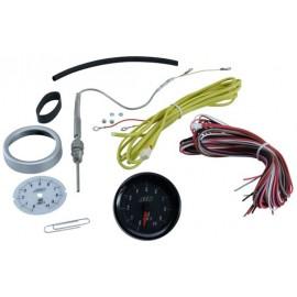"Kit indicateur EGT ""AEM Electronics"" (analogique, 0-980C)"