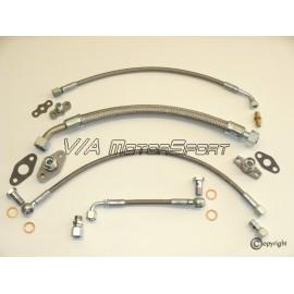 "Kit tuyaux eau/huile turbo H.P. ""Garrett"" (GT/GTX30/35/40/42)"