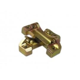 Kit supports étriers avant gauche/droit (90-96, 314x30mm)