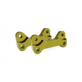 Kit supports étriers arrière gauche/droit (90-96, 280x22mm)