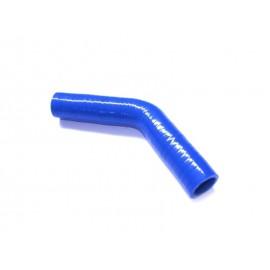 Durite silicone coudée 45° (Ø:25mm x L:102mm)
