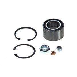 Kit roulement roue avant (74-93, 64mm)
