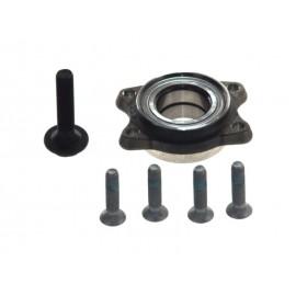 Kit roulement roue avant (98-09, 82mm)