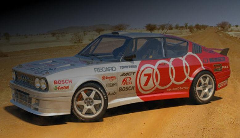 Audi Coupé 100 S